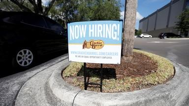 Jobs report shows gains, is it good news for the economy?