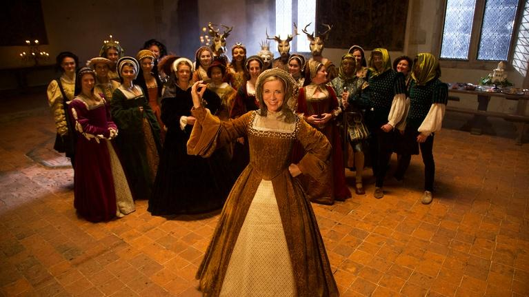 Lucy Worsley's 12 Days of Tudor Christmas: The Lord of Misrule