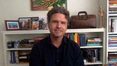 "Dave Eggers on His Book ""The Captain and the Glory"""