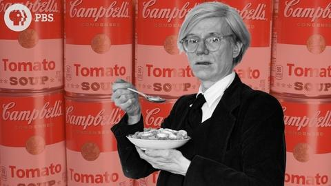 The Art Assignment -- Eat Like Andy Warhol
