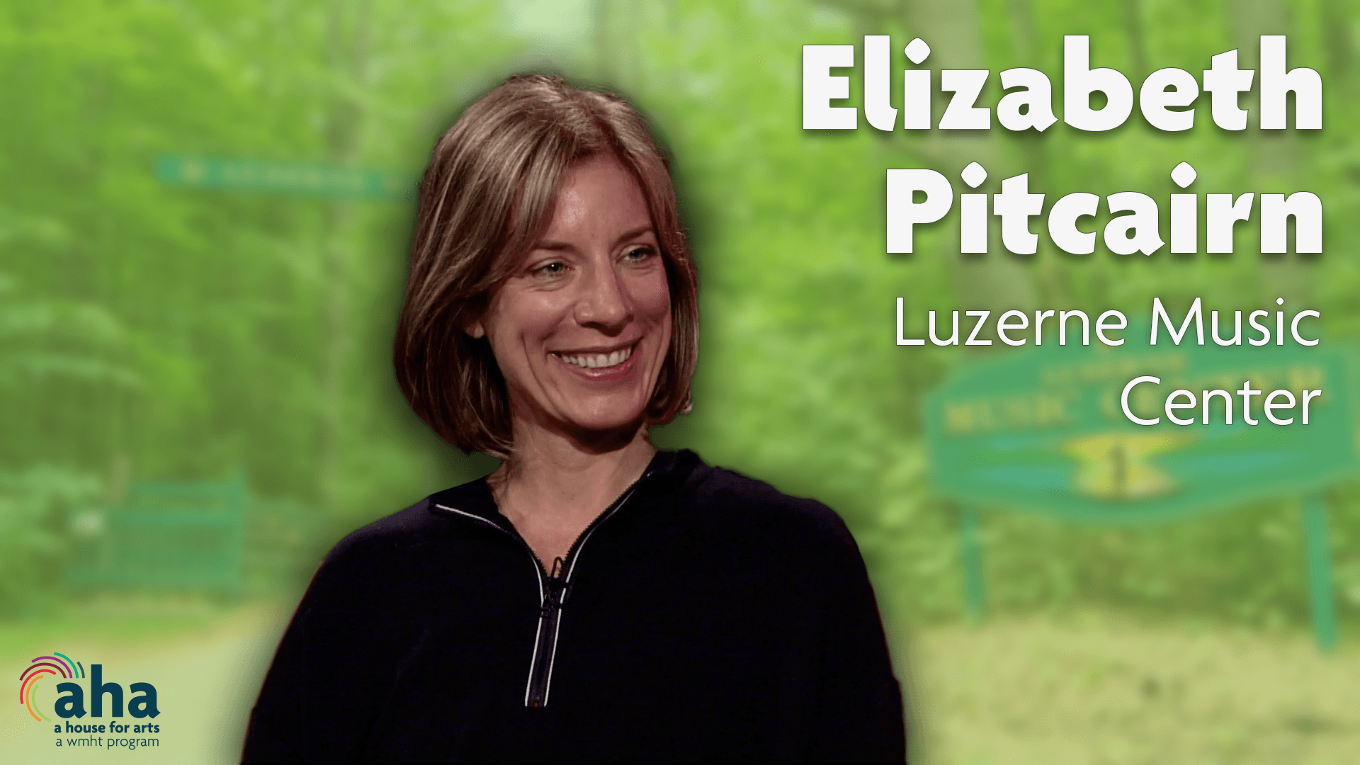 AHA! | 620: Elizabeth Pitcairn on Luzerne Music Ce