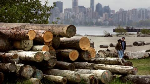 PBS NewsHour -- How a tariff on Canadian lumber could backfire on the U.S.