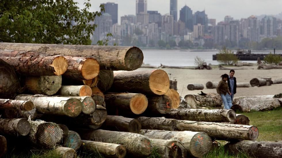 How a tariff on Canadian lumber could backfire on the U.S. image