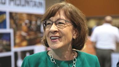 Susan Collins faces tough reelection bid