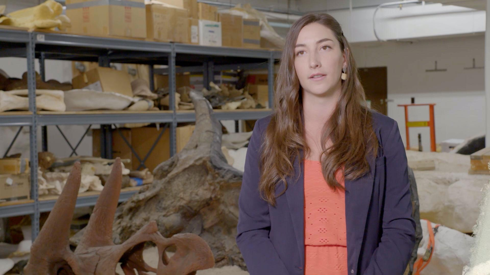 Amy Atwater on Mary Anning