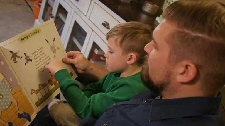 In Your Community: Nursery Rhyme Reading Fun! | Parent Tips Calendar