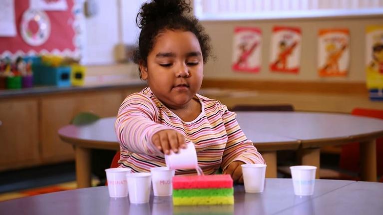 DPTV Early Learning: Sponge| Preschool Matters!