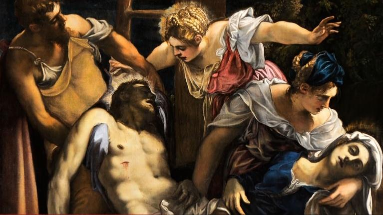 WETA Around Town: Tintoretto: Artist of Renaissance Venice
