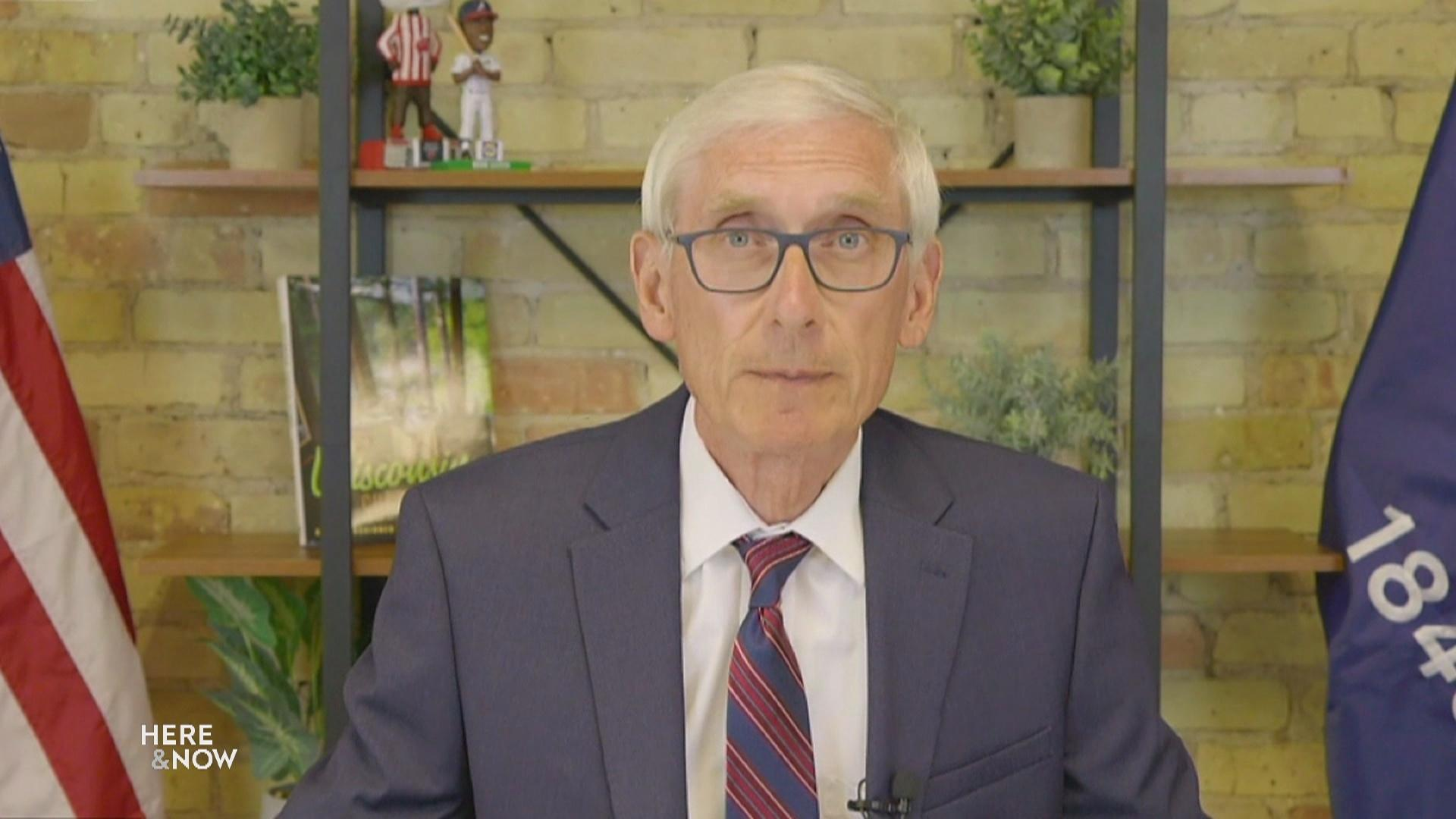 Evers on 2022 Candidacy, Next Steps for State Budget