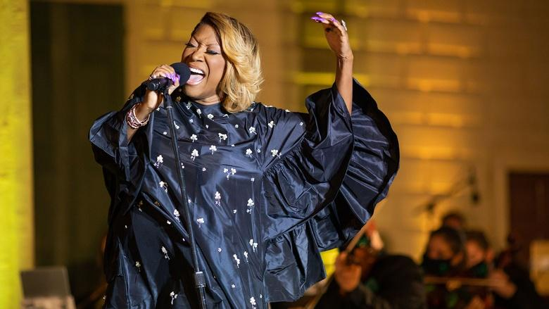 United in Song: Celebrating the Resilience of America Image