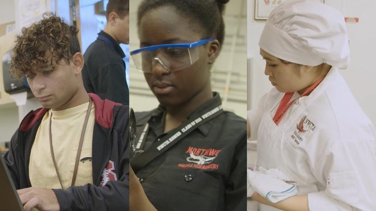 Vegas PBS American Graduate: Preparing Students for Life