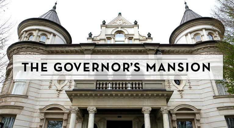 Utah History: The Governor's Mansion