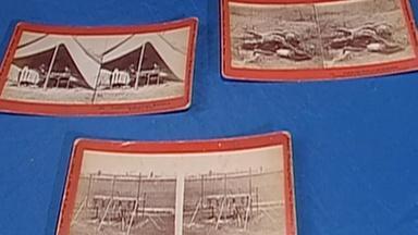 Appraisal: Civil War Stereographs, ca. 1880