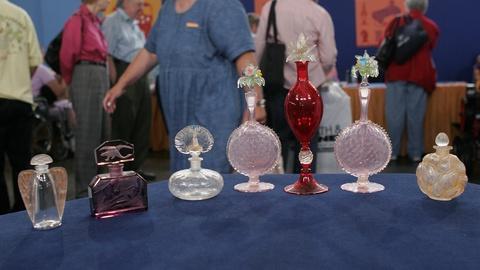 Antiques Roadshow -- Appraisal: Perfume Bottle & Collection, ca. 1930