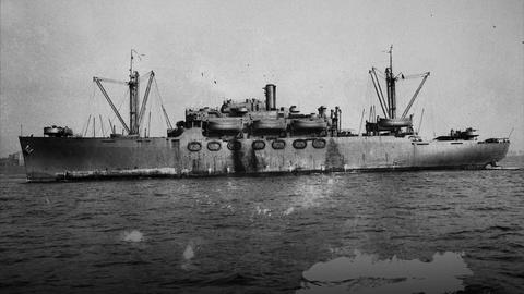 We'll Meet Again -- Journey to the US on the USS Henry Gibbons