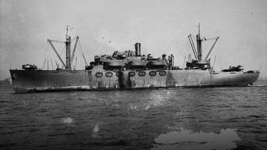 Journey to the US on the USS Henry Gibbons