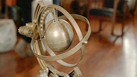 Antiques Roadshow -- Appraisal: 2003 Sam Zell Automaton