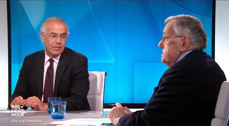 PBS NewsHour: SHIELDS & BROOKS