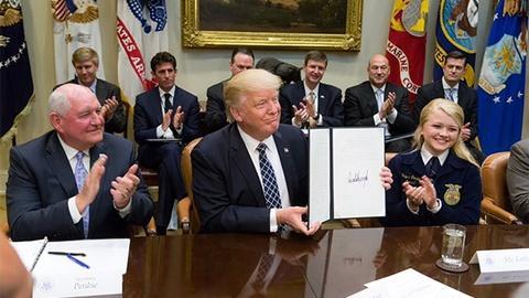 Washington Week -- Donald Trump's first 100 days