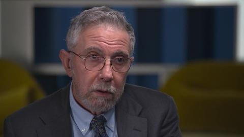 Amanpour and Company -- Paul Krugman: It Doesn't Matter Who the Democrats Nominate