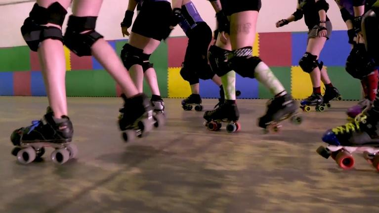 Short Takes: Roller Derby: Past, Present and Future