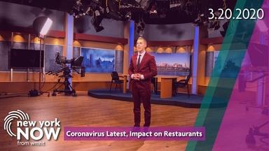 Coronavirus Latest, Impact on Restaurants