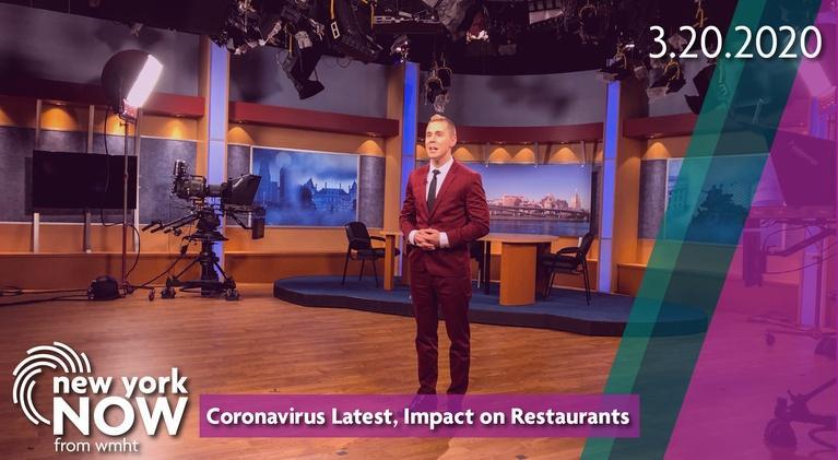 New York NOW: Coronavirus Latest, Impact on Restaurants