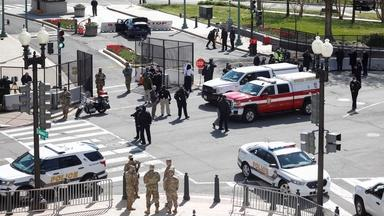 News Wrap: Officer, suspect killed in attack at U.S. Capitol