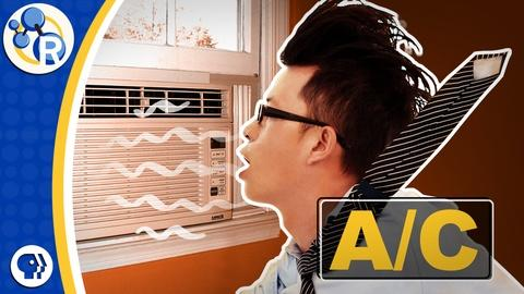 Reactions -- How Air Conditioning Works