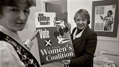 The Beginning of the Women's Coalition