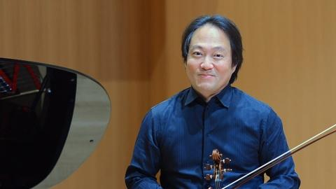 Scott Yoo Performs Beethoven's Kreutzer Sonata