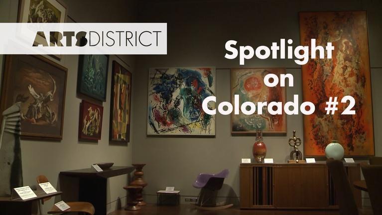 Arts District: Spotlight on Colorado Art #2