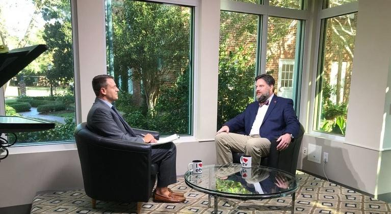 This Week in South Carolina: Professor Scott Huffmon and the Latest Winthrop Poll Results