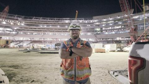 Nightshift -- Vincent: Construction Superintendent