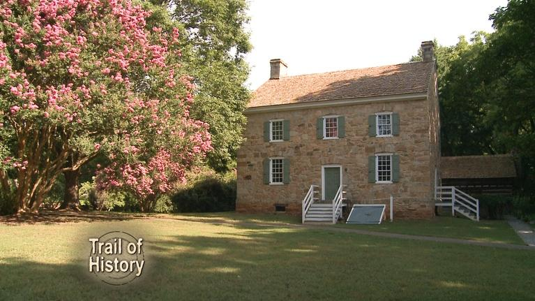 Trail of History: Trail of History - The Charlotte Museum of History