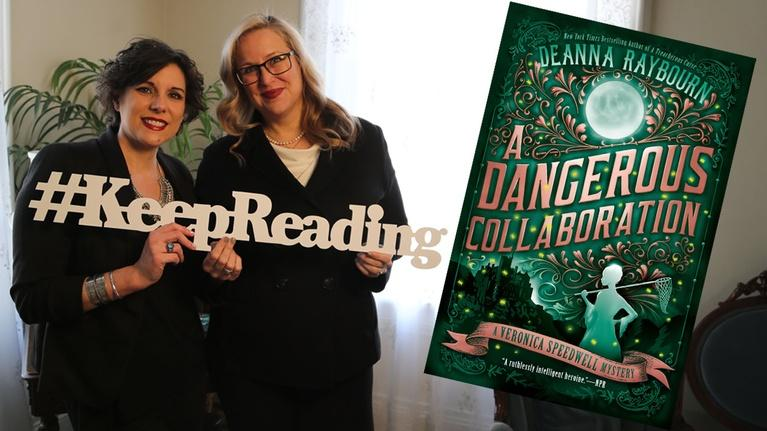 A Word on Words | NPT: Deanna Raybourn | A Word on Words | NPT