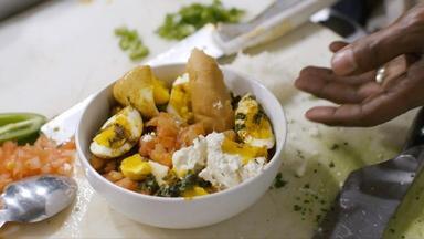 Ful, Traditional Eritrean Breakfast