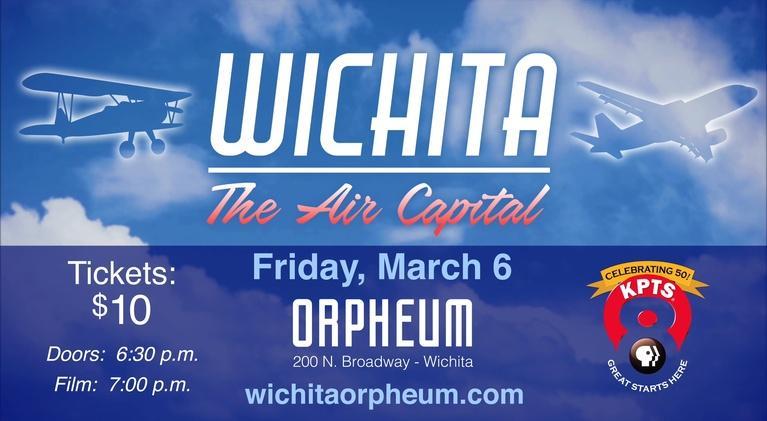 KPTS Documentaries: Wichita: The Air Capital