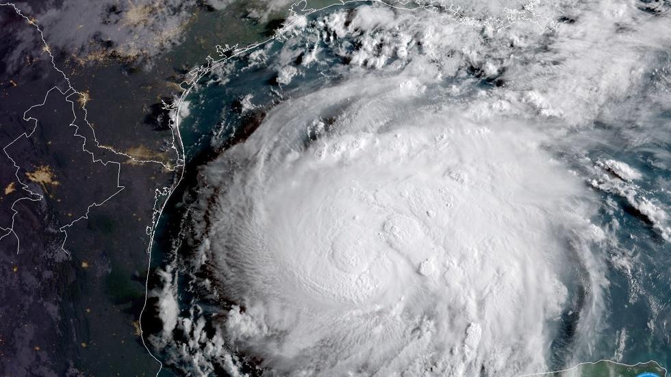 News Wrap: Texas Gulf Coast braces for hurricane 'Harvey' image