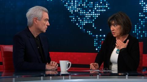 Amanpour and Company -- Talking Heads Frontman David Byrne on His Broadway Show