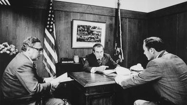 Nixon and Crisis: Nixon's Gamble