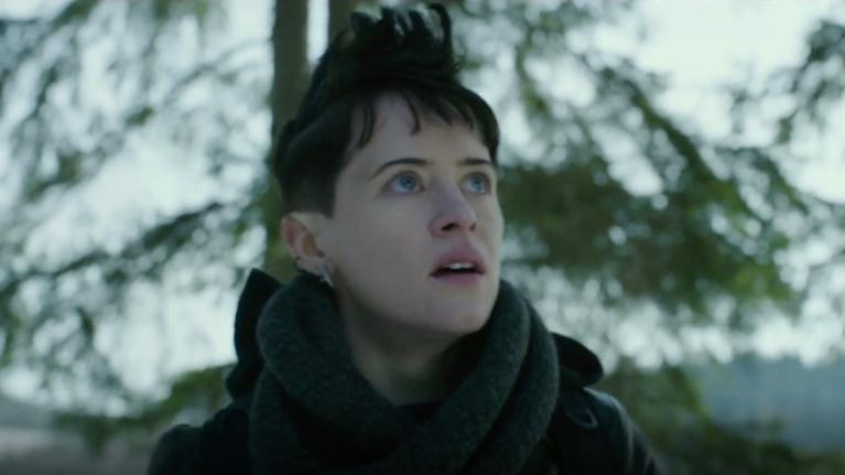 """Flicks: The Stars of """"The Girl in the Spider's Web"""""""