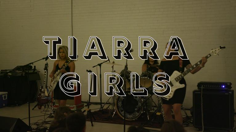 Arts in Context: Tiarra Girls