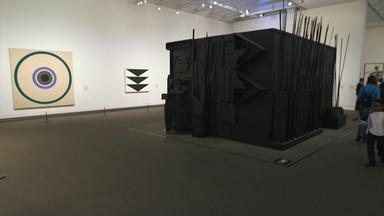 """NYC-ARTS Choice: """"Mrs. N's Palace"""" by Louise Nevelson"""