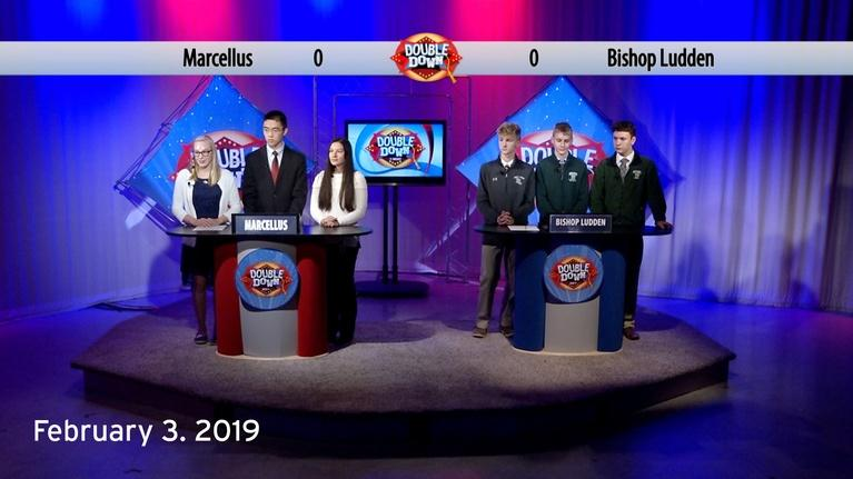 Double Down: Marcellus vs Bishop Ludden