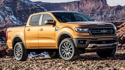 2019 Ford Ranger & 2018 Nissan Kicks