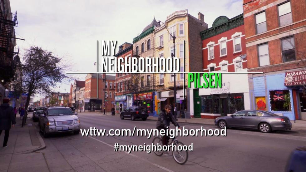 My Neighborhood: Pilsen image