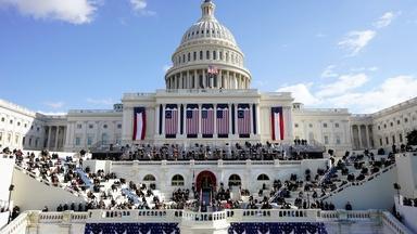 Biden sworn in as the 46th president