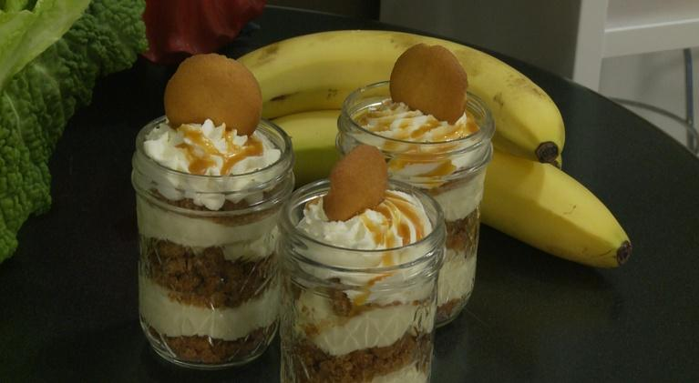 Charlotte Cooks: Bourbon Street Banana Pudding