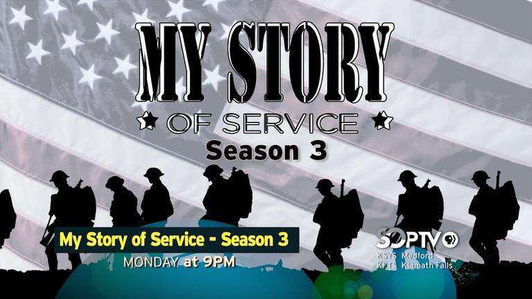 SOPTV Stories of Service: Season 3 Premier: Walter Haines